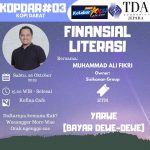 Video KOPDAR #3 TDA JEPARA 2.0 FINANCIAL LITERACY BAGIAN 1