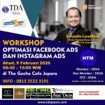 Materi Workshop FB Ads & IG Ad